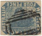 Inverted Swan Rare Stamp