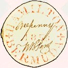 Perot Provisional Valuable Stamp